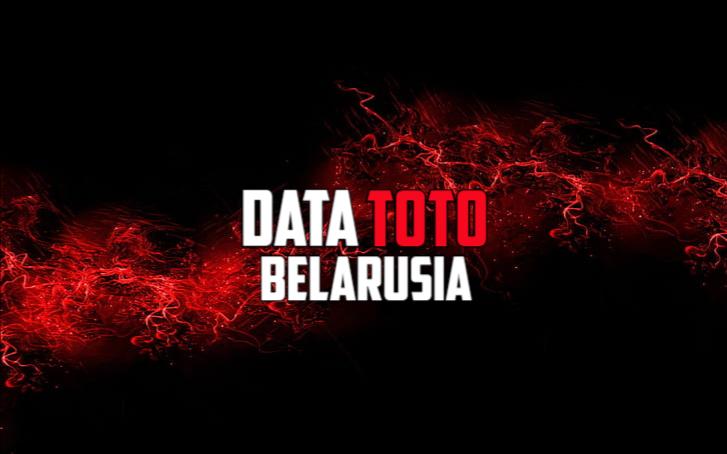 Data Keluaran Toto Belarusia 2020