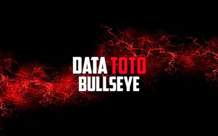 Data Keluaran Toto Bullseye 2020