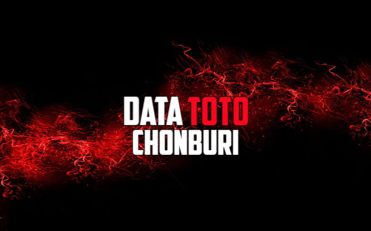 Data Keluaran Toto Chonburi 2020