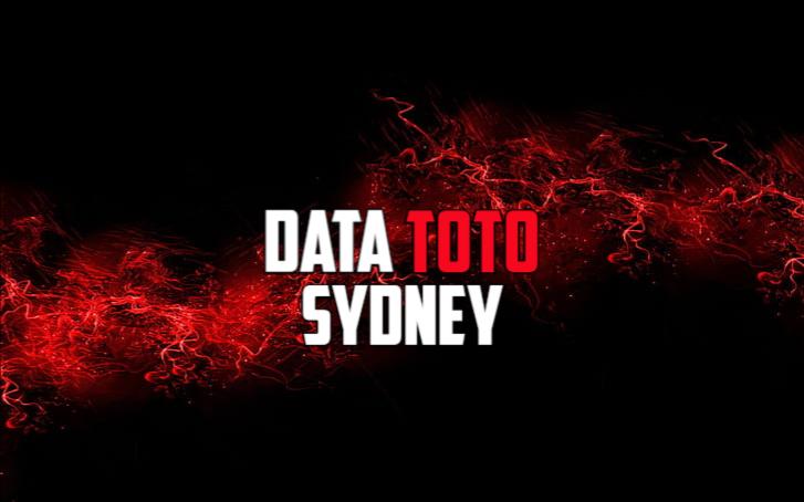 Data Keluaran Toto Sydney 2020