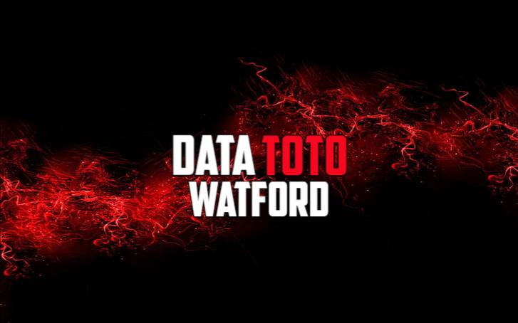 Data Keluaran Toto Watford 2020