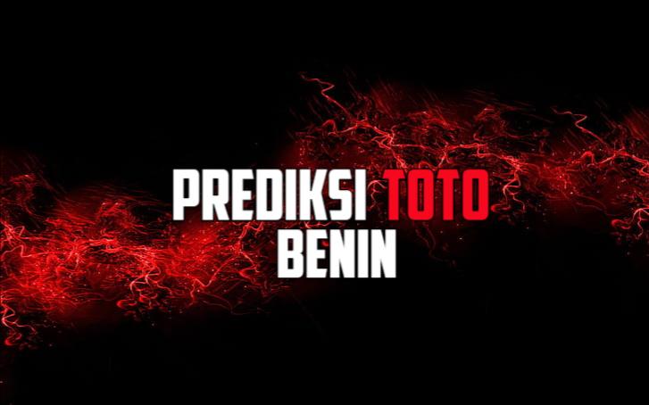 Prediksi Toto Benin Sabtu 05 September 2020