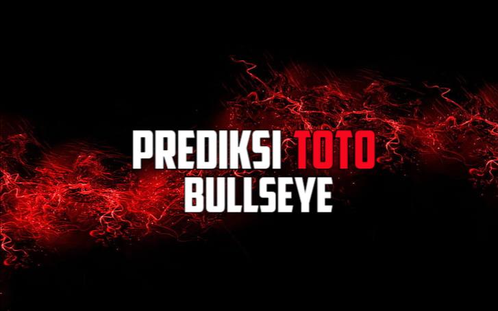 Prediksi Toto Bullseye Senin 26 Oktober 2020