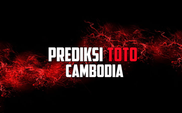 Prediksi Toto Cambodia Sabtu 10 Oktober 2020