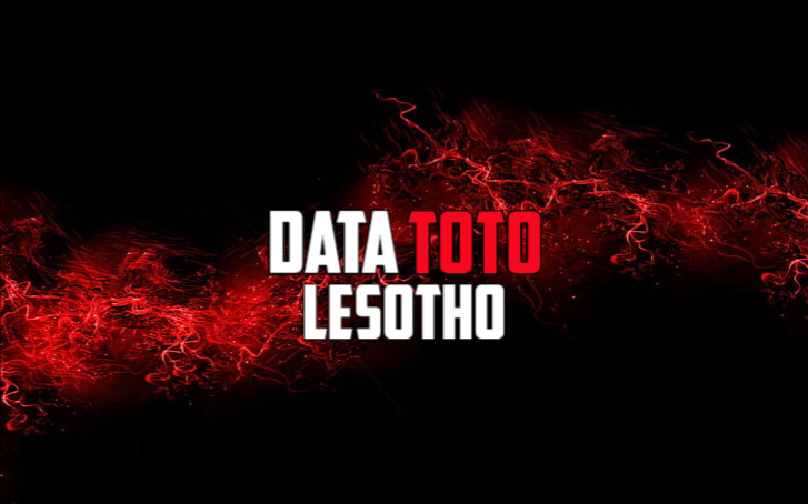 Data Keluaran Toto Lesotho 2020