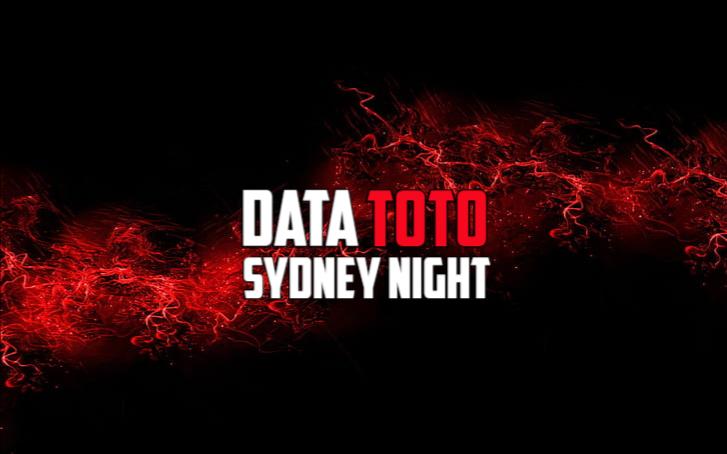 Data Keluaran Toto Sydney Night 2020