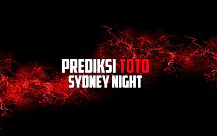 Prediksi Toto Sydney Night Jumat 12 Februari 2021